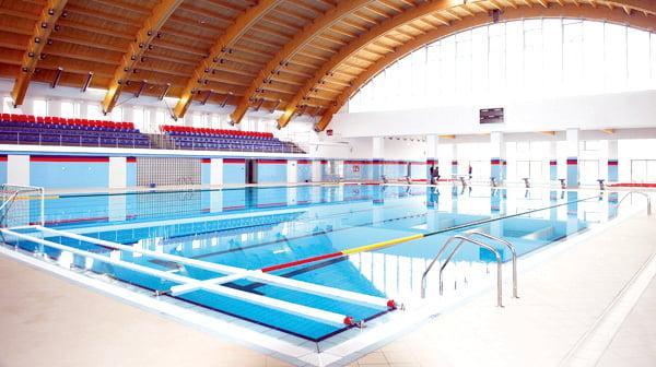 Bazinul de înot olimpic din municipiul Vaslui a primit undă verde pentru finanțare