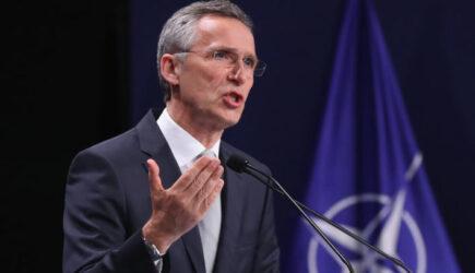 Pentru următoarea decadă, NATO se va concentra pe contracararea ameninţării chineze [Stoltenberg]