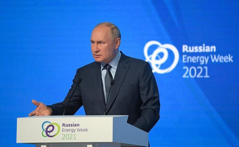 Putin șantajează Europa: Rusia poate să crească livrările de gaze, dar vrea contracte pe termen lung