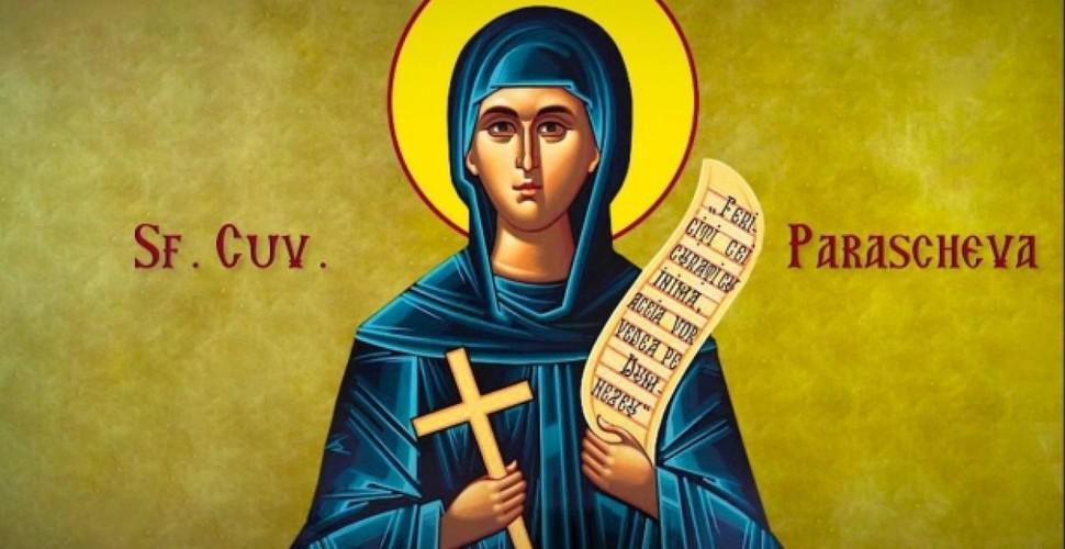 Cine a fost Parascheva, fata bogată ajunsă sfântă
