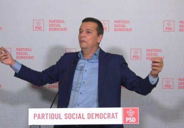 """PSD vrea sa inhate sefia Camerei Deputatilor dupa demisia lui Orban. Grindeanu: """"PSD va avea un candidat"""""""