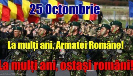 Ziua Armatei României – semnificația datei de 25 octombrie. Cadoul unui general pentru Rege